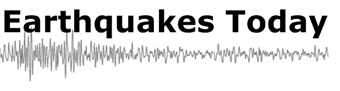 earthquake today logo